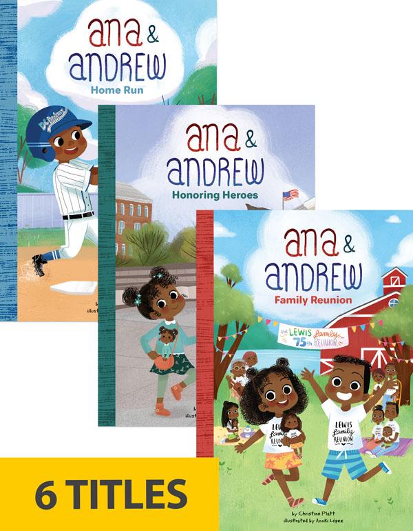 Ana & Andrew Set 3